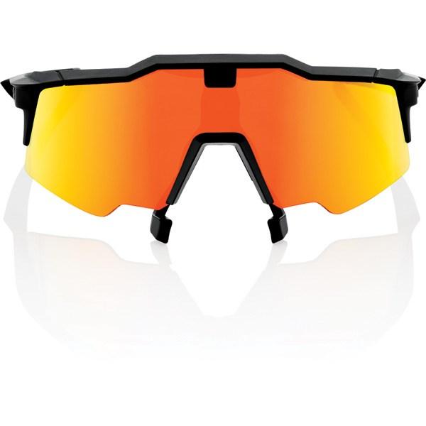 97d4c8566f 100 Speedcraft Air Soft Black HiPER Red Mirror Sports Glasses £299.99