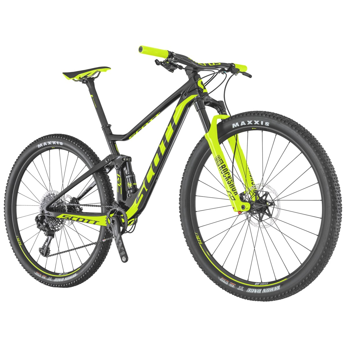 692bfa1dcee 2019 Scott Spark RC 900 World Cup Full Suspension Mountain Bike ...