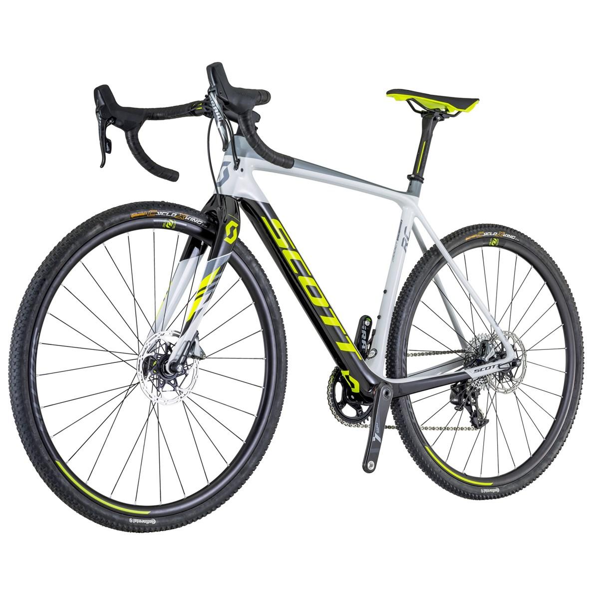 2018 Scott Addict CX RC Disc Carbon Bike £2,100 00