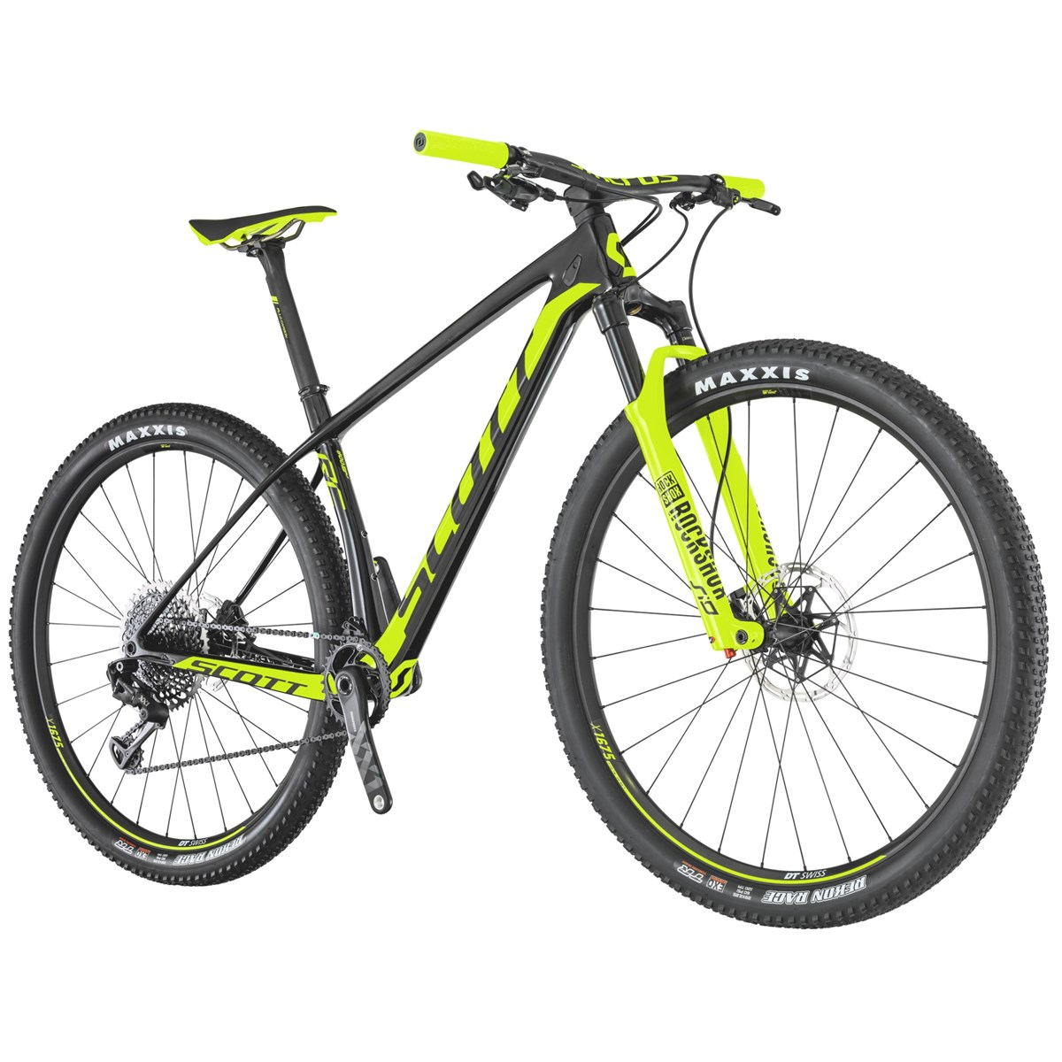 Fair Trading Licence Check >> 2019 Scott Scale RC 900 World Cup Carbon Hardtail Mountain ...
