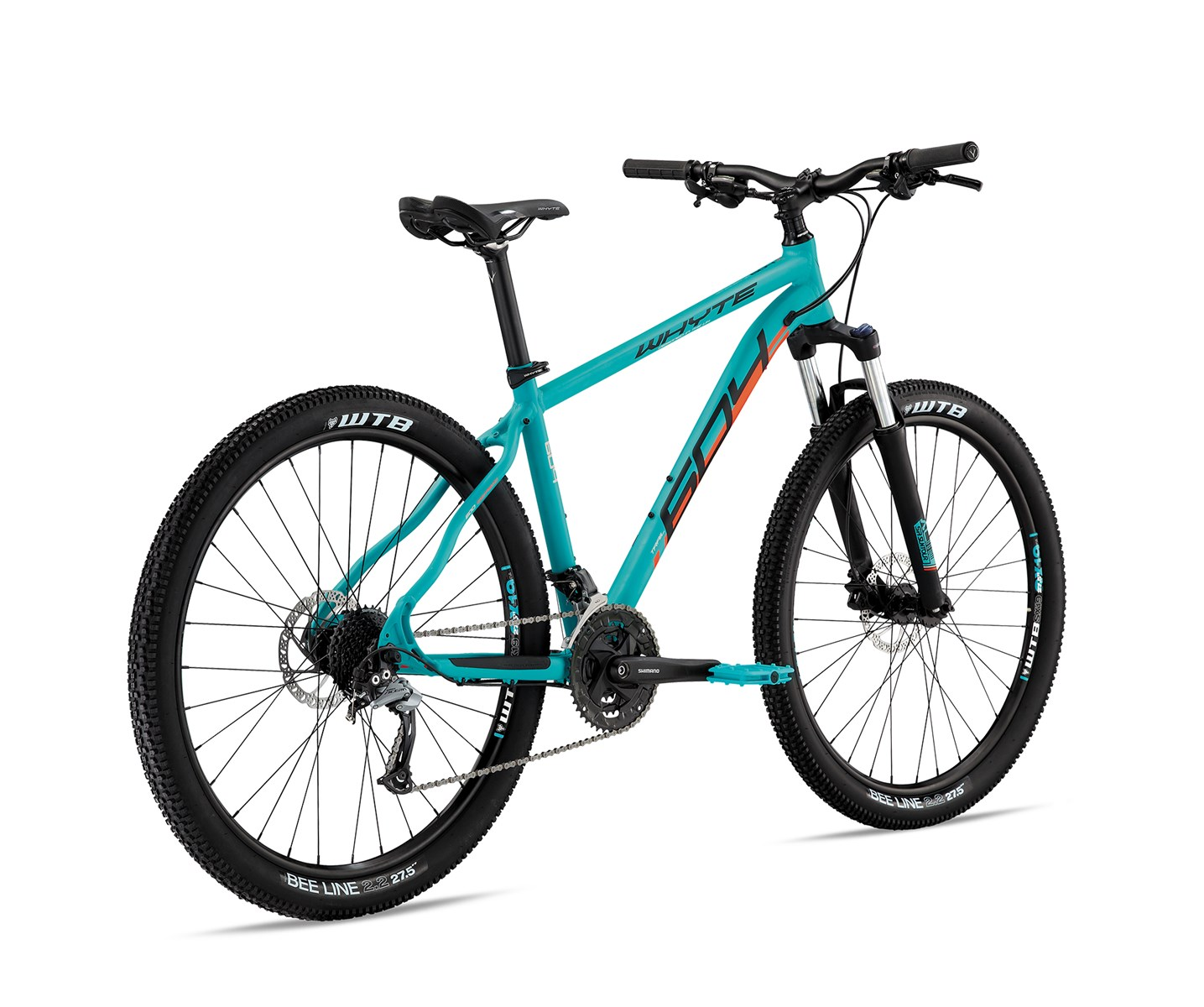 f22362bbb68 2017 Whyte 604 27.5 inch Compact Cross Country Mountain Bike £599.00