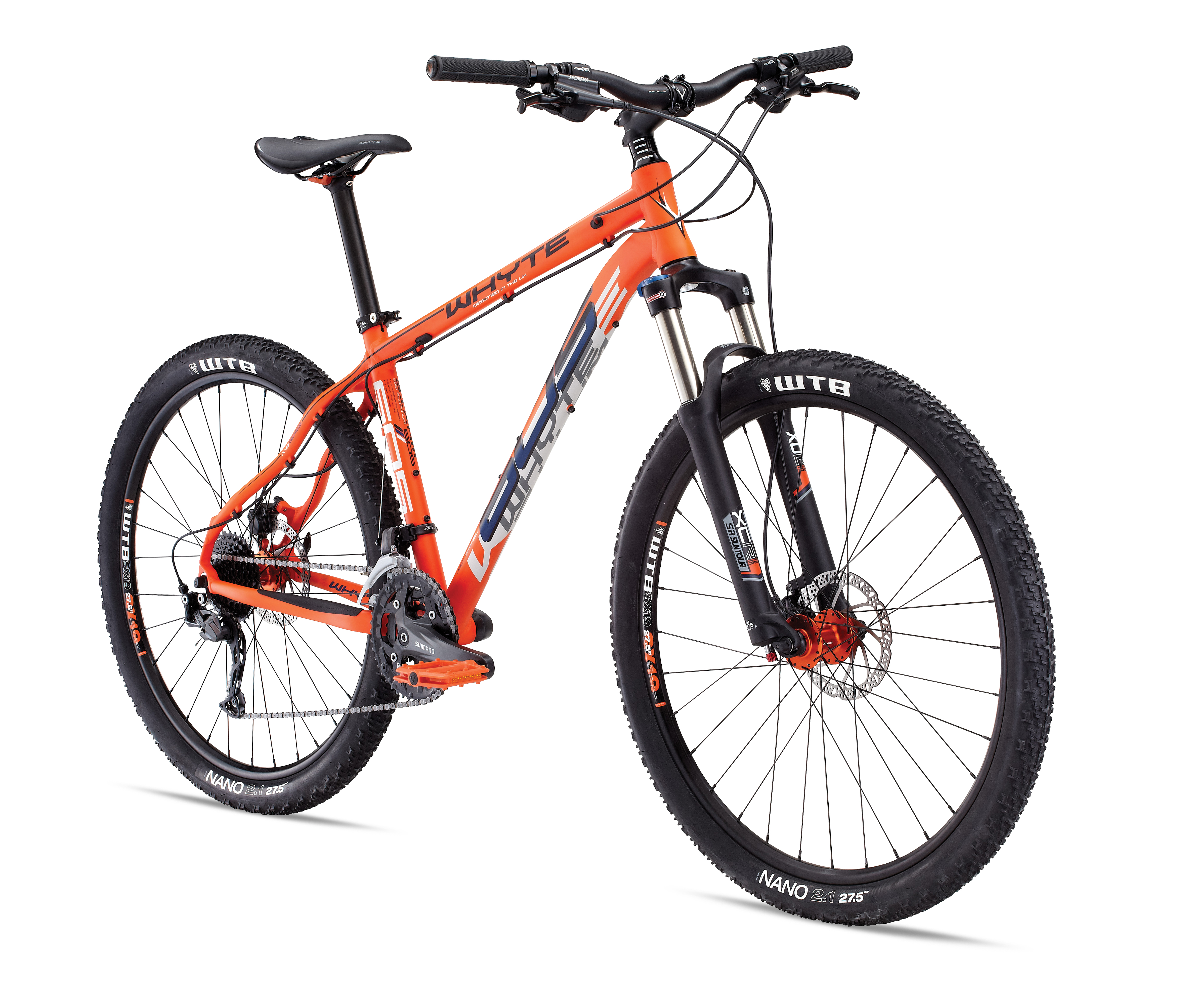 2016 Whyte 605 650B Apple Cross Country Mountain Bike £559 20
