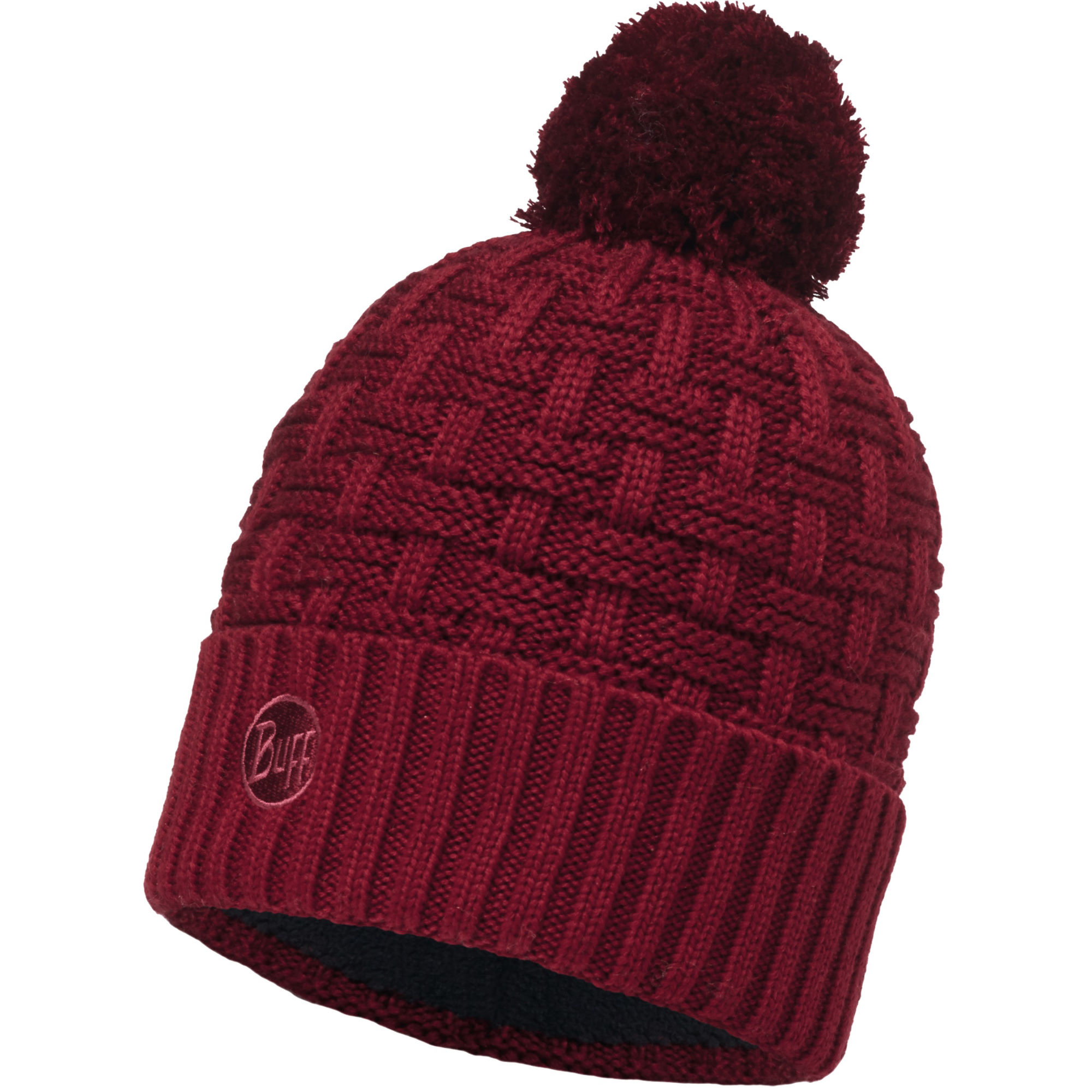 8f4925f4f2525 Buff Airon Knitted Hat £29.00