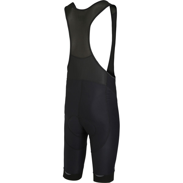 Madison Road Race Optimus Mens Cycling Bib Shorts Black Waterproof Softshell