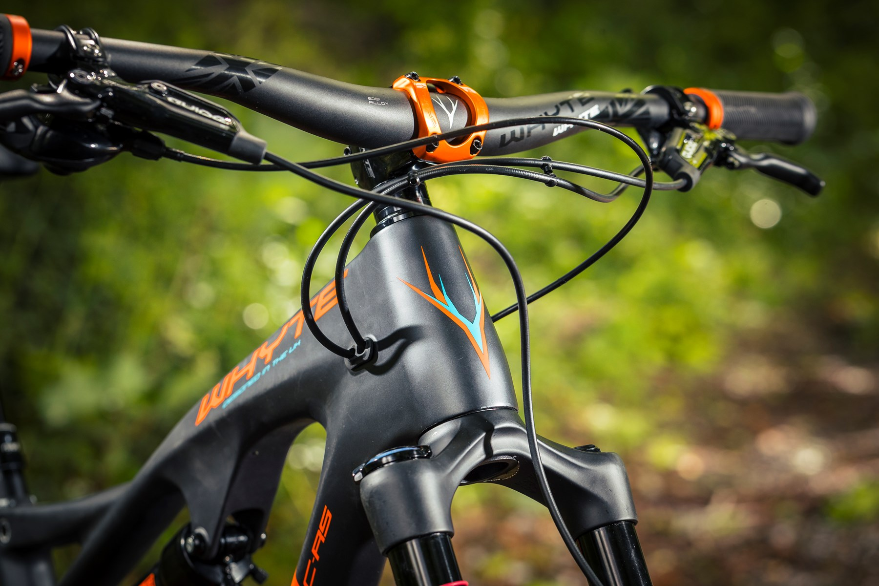 Fair Trading Licence Check >> 2018 Whyte G-170 RS Gravity Enduro Full Suspension ...