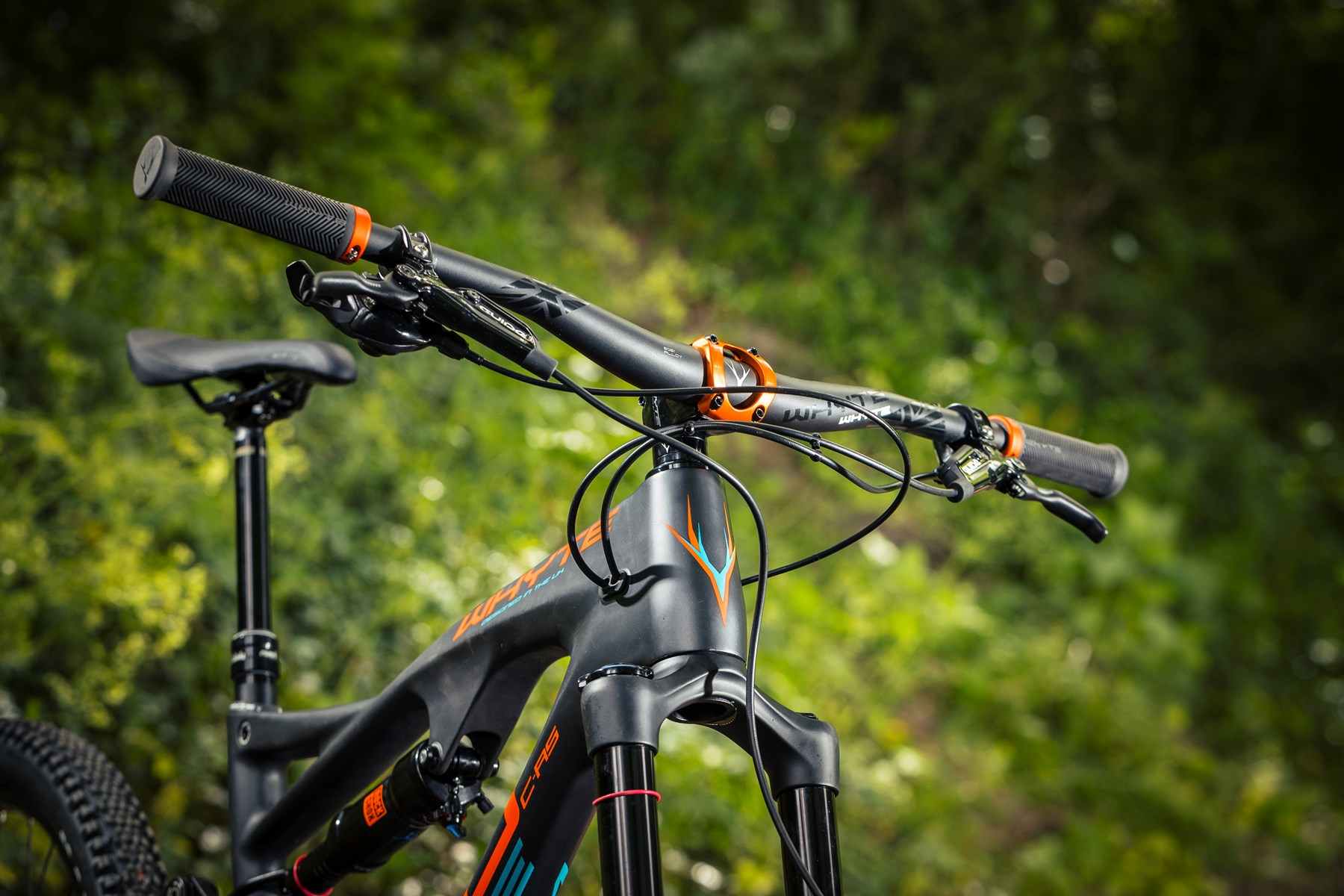 2018 Whyte G 170 RS Gravity Enduro Full Suspension Mountain Bike