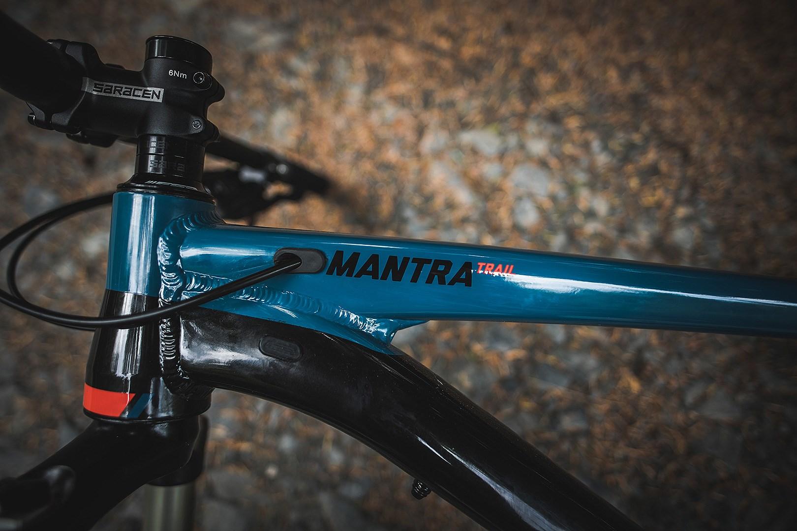 Fair Trading Licence Check >> 2018 Saracen Mantra Trail Hardtail Mountain Bike £719.99
