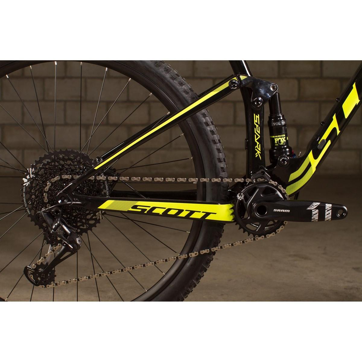 Scott Spark 940 (Modelljahr 2018) - mountainbike-magazin.de