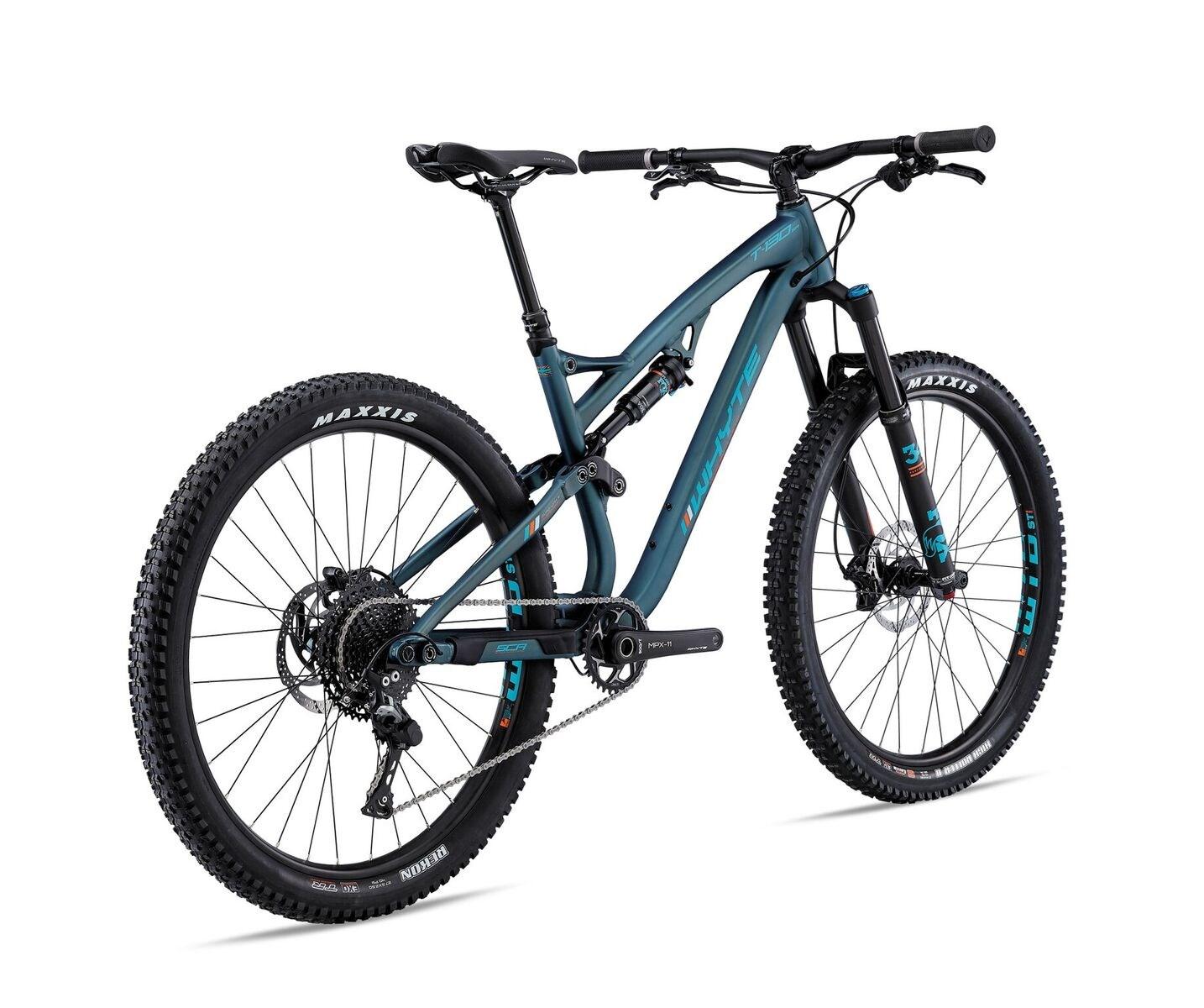 Fair Trading Licence Check >> 2019 Whyte 130 SR 27.5 inch Full Suspension Mountain Bike £2,250.00